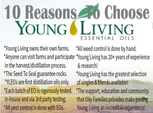 10 Reasons why Young Living is the Best